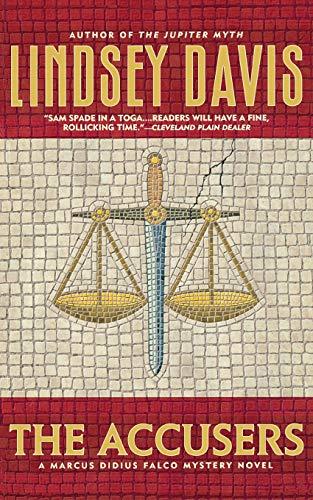 9780446693295: The Accusers (Marcus Didius Falco Mysteries)