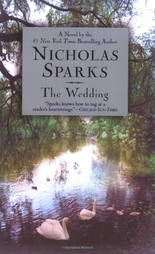 The Wedding 9780446693332 With The Notebook, A Walk to Remember, and his other beloved novels, #1 New York Times bestselling author Nicholas Sparks has given voice to our deepest beliefs about the power of love. Now he brings us the long-awaited follow-up to The Notebook-a story of an ordinary man who goes to extraordinary lengths to win back the love of his life... After thirty years, Wilson Lewis is forced to face a painful truth: the romance has gone out of his marriage. His wife, Jane, has fallen out of love with him, and it is entirely his fault. Despite the shining example of his in-laws, Noah and Allie Calhoun, and their fifty-year love affair (originally recounted in The Notebook), Wilson himself is a man unable to express his true feelings. He has spent too little time at home and too much at the office, leaving the responsibility of raising their children to Jane. Now his daughter is about to marry, and his wife is thinking about leaving him. But if Wilson is sure of anything, it is this: His love for Jane has only grown over the years, and he will do everything he can to save their marriage. With the memories of Noah and Allie's inspiring life together as his guide, he vows to find a way to make his wife fall in love with him...all over again. In this powerfully moving tale of love lost, rediscovered, and renewed, Nicholas Sparks once again brings readers his unique insight into the only emotion that ultimately really matters.