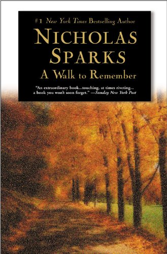 9780446693806: A Walk to Remember