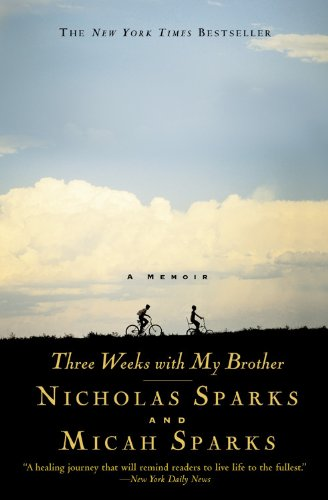 9780446694858: Three Weeks with My Brother