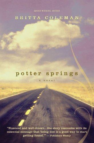 9780446695275: Potter Springs