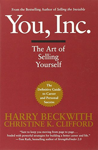 9780446695817: You, Inc: The Art of Selling Yourself (Warner Business)