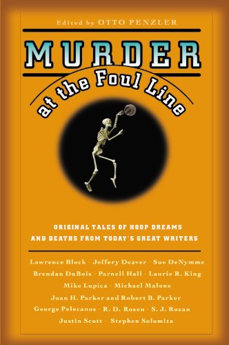 9780446696319: Murder at the Foul Line: Original Tales of Hoop Dreams and Deaths from Today's Great Writers