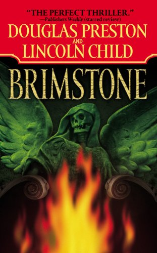 Brimstone: Preston, Douglas; Child, Lincoln