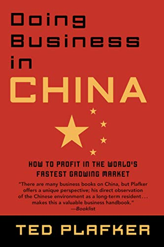 9780446696968: Doing Business In China: How to Profit in the World's Fastest Growing Market
