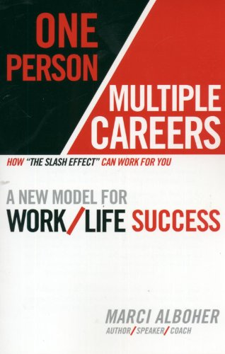 9780446696975: One Person/Multiple Careers: A New Model for Work/Life Success