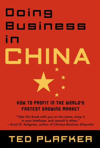 9780446698634: Doing Business In China: How to Profit in the World's Fastest Growing Market