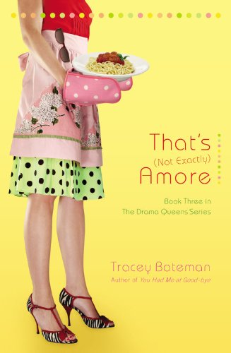 9780446698955: That's (Not Exactly) Amore