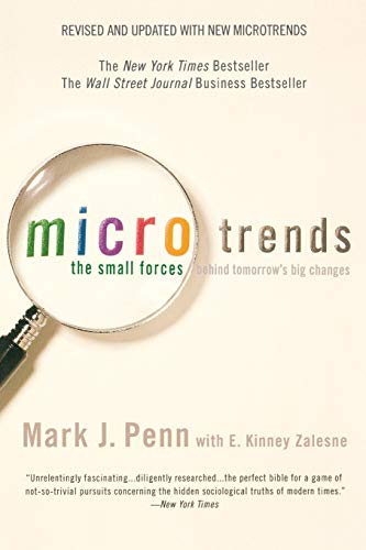 9780446699761: Microtrends: The Small Forces Behind Tomorrow's Big Changes