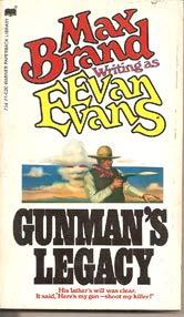 9780446740203: Gunman's Legacy