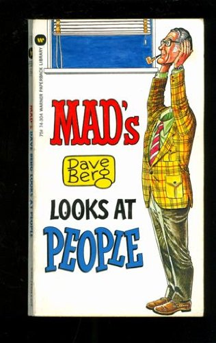 9780446743044: MAD's Dave Berg Looks at People
