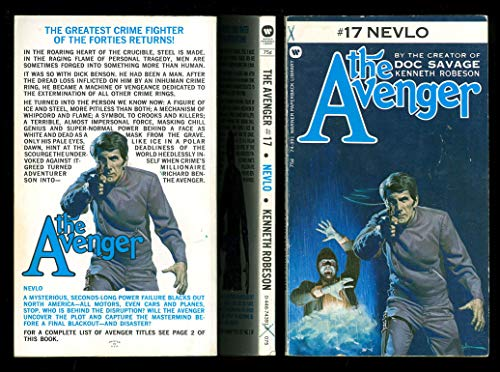 NEVLO. ( 1973 ) Book #17 in: ROBESON, KENNETH (Lester
