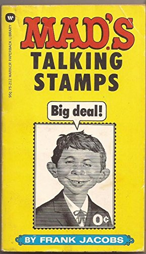 9780446752121: Mad's Talking Stamps