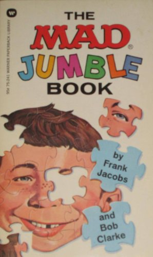 9780446752411: The Mad Jumble Book