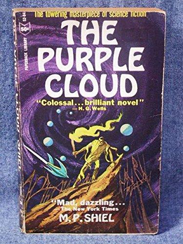 9780446754774: The purple cloud