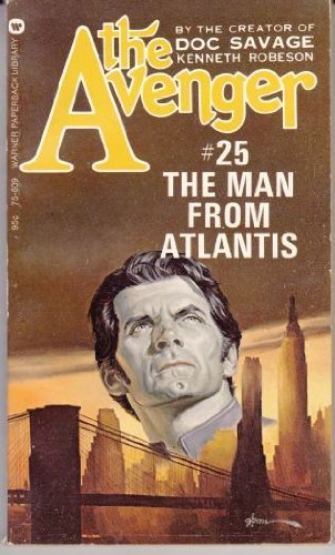 THE MAN FROM ATLANTIS. ( 1974 ): ROBESON, KENNETH (Lester