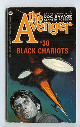 BLACK CHARIOTS. ( 1974 ) Book #30: ROBESON, KENNETH (Lester