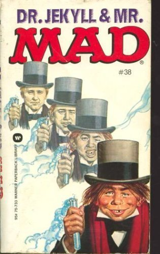 9780446757331: Dr. Jekyll and Mr. Mad