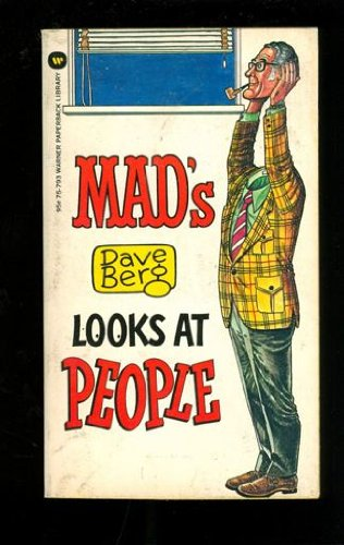 9780446757935: Mad's Dave Berg Looks at People