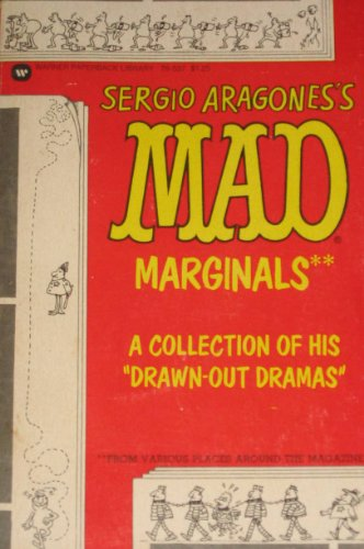 9780446765374: Sergio Aragones's MAD Marginals : From Various Places Around the Magazine
