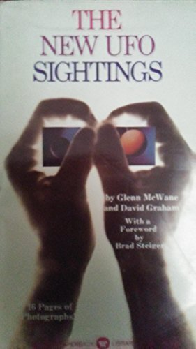 9780446765923: The New Ufo Sightings - with 16 Pages of Photographs