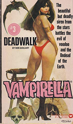 9780446769303: Vampirella : Deadwalk