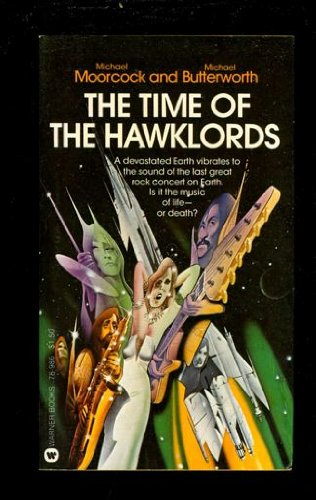 9780446769860: The Time of the Hawklords