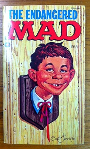The Endangered Mad (0446771406) by Mad Magazine