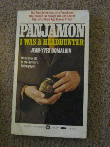 9780446783903: Panjamon: I Was a Headhunter (Autobiography)