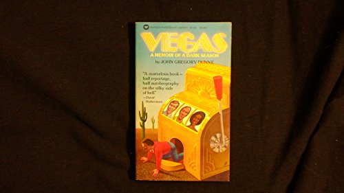 9780446786812: Vegas: A Memoir of a Dark Season