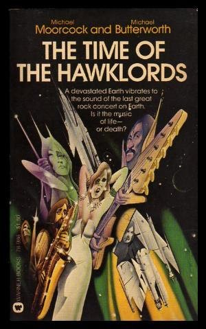 9780446789868: The Time of the Hawklords