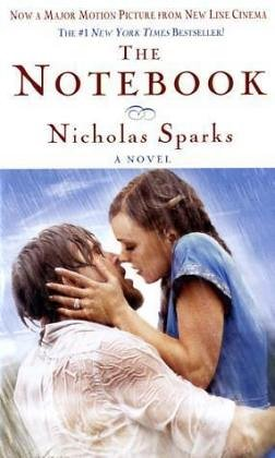 The Notebook: Sparks, Nicholas