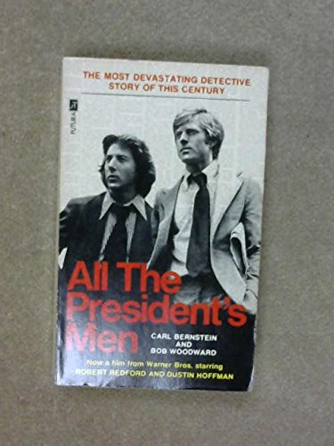 essay about all the presidents men