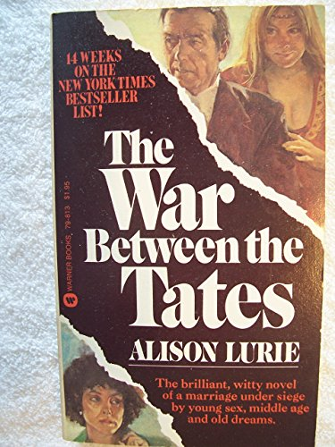 9780446798136: Title: The War Between the Tates