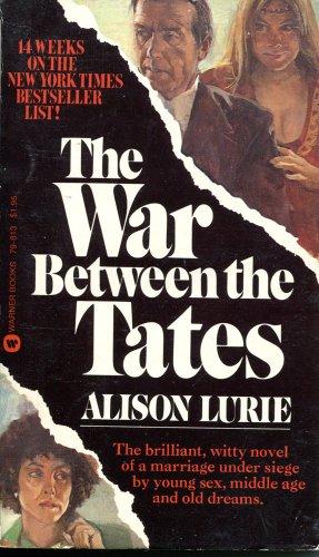 9780446798136: The War Between the Tates