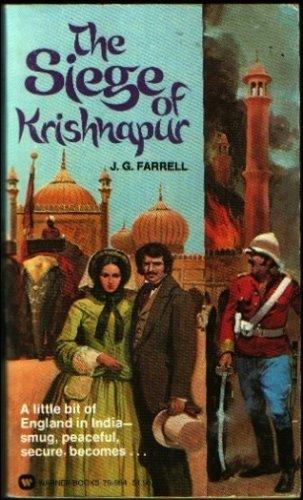 9780446799942: The siege of Krishnapur - J.G. Farrell (Warner Books 79-994) by Farrell, J. G