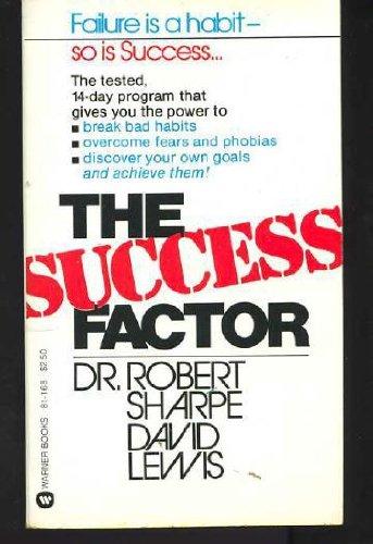 9780446811682: The success factor