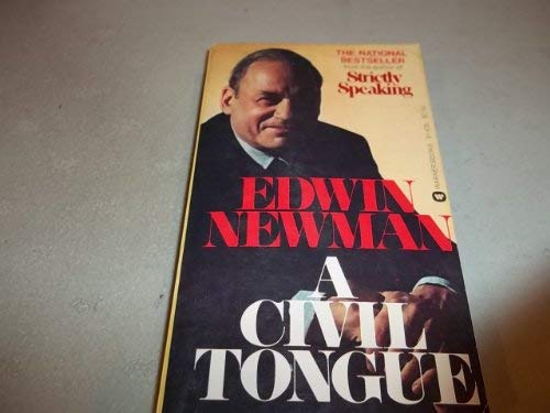 9780446814355: Civil Tongue