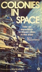 9780446815819: Colonies in Space: Take An Expedition to Dream Cities in the Stars