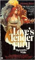 9780446819091: Love's Tender Fury