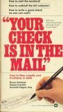 """Your Check Is in the Mail"""": How: Bruce Goldman, Robert"""