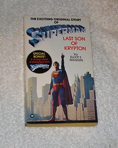 9780446823197: Superman, Last Son of Krypton