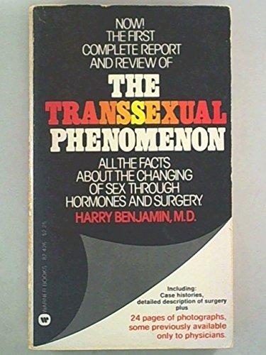 9780446824262: Transsexual Phenomenon