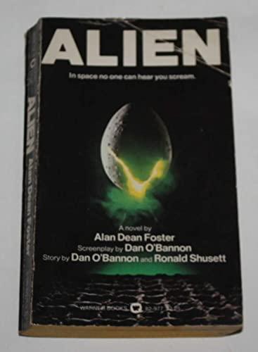 9780446829779: Alien: A Novel
