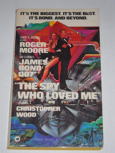 The Spy Who Loved Me [Movie Ti