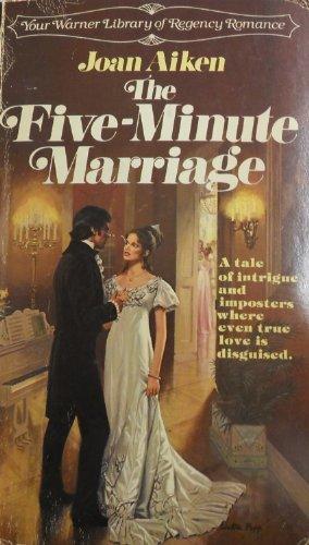 The Five-Minute Marriage: Aiken, Joan