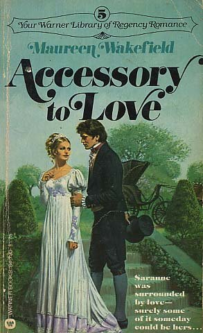 9780446847902: Accessory to Love