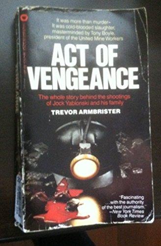 9780446857079: Act of Vengeance