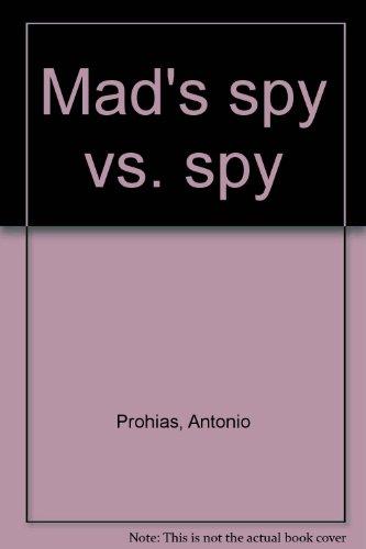 9780446860680: Mad's spy vs. spy