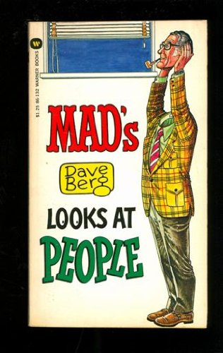 9780446861328: Mad's Dave Berg Looks at People